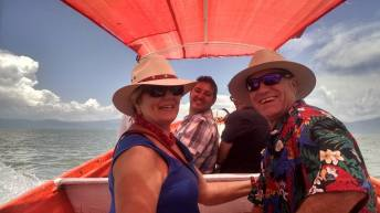 2017 ride out to Scorpion Island