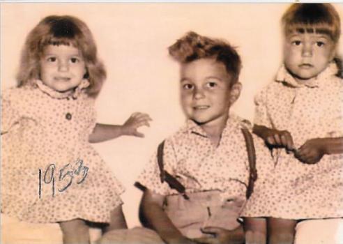 1953 Three Muskateers
