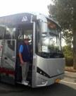 Our Mercedes Bus