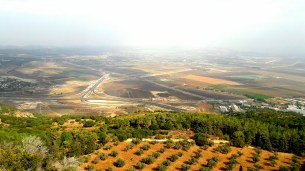 Jezreel Valley Mount Carmel