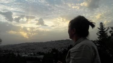 Sunset Nazareth