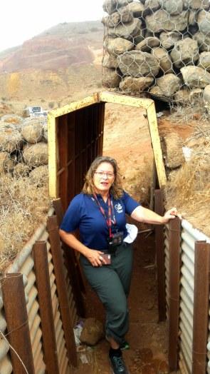 Israeli bunker