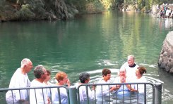 Lawrene baptized