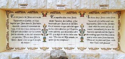 Every Language plaques