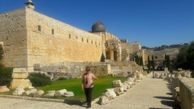 Near Temple Mount