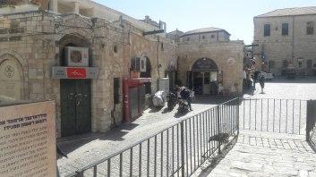 Christ's church Jerusalem