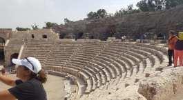 Amphitheater Caesarea
