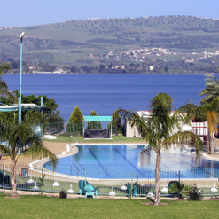 Maagan Kibbutz Sea of Galilee