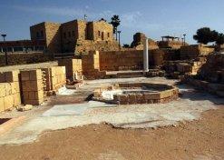 Ritual bath Caesarea