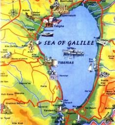 Maagan Kibbutz on Sea of Galilee