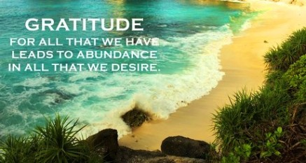 Desire more of God and be content
