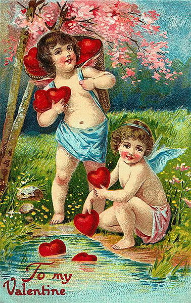 Valentine-two-cherubs-with-red-hearts_0
