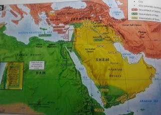 The land of Magog, Persia, Cush, Put, Gomer make up GOG?