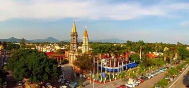 Catholic Church Chapala being shaken by God