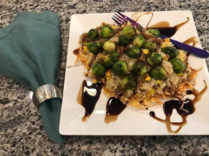 Brussel Sprout and Balsamic