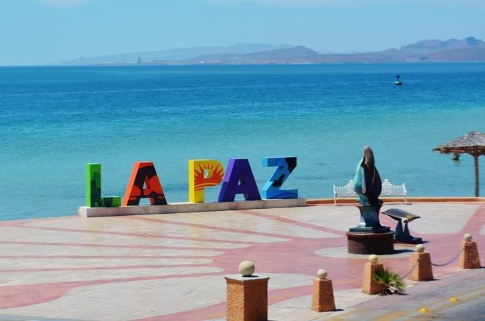 Malecon-of-La-Paz