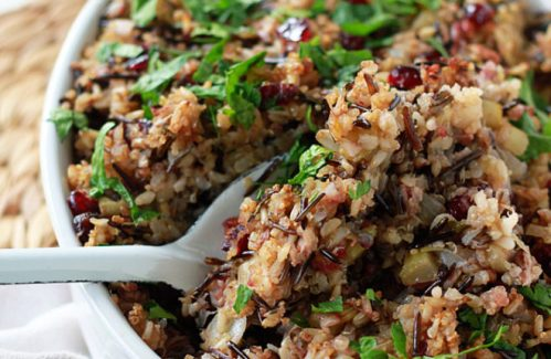 Herbed-Wild-Rice-and-Quinoa-Stuffing4sq-660x430