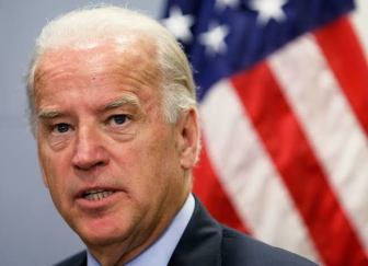 Joe Biden runs for President in 2020. What voice is he listening to?