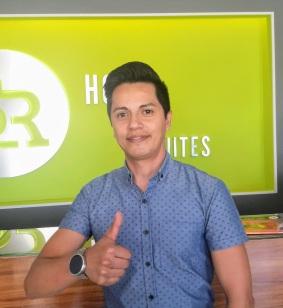 Hotel Manager Rafael