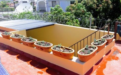 Roof top Terraza area