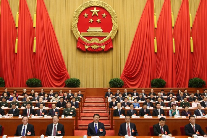CCP control