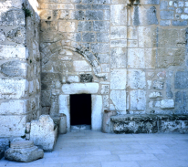 Believed to be the spot where Jesus was born